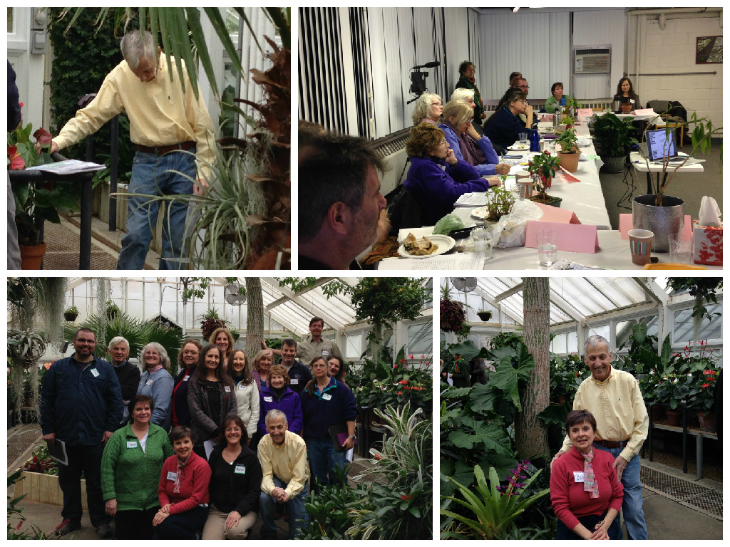Healing Trees Workshop with Dr. Jim Conroy & Basia Alexander